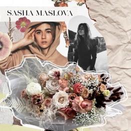 авторский букет SashaMaslova