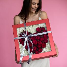 Коробка Безумно Влюбленный