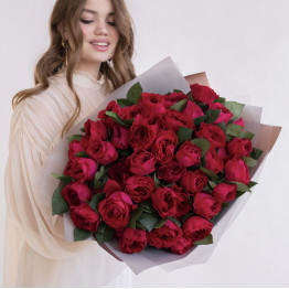 Розы пионовидные Дарси